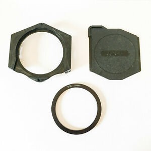 Cokin Series A Filter Holder + 55mm Adapter Ring and Cap