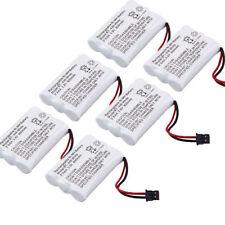 6X Phone Battery For Uniden Tru4462 Tru448 Tru448-2 Tru4482 Tru4485 Tru4485-2