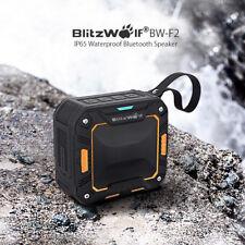 Haut-parleur Bluetooth BlitzWolf BW-F2 Mini haut-parleur stéréo sans fil HQ frr