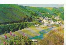 Wales Postcard - Solva - Pembrokeshire - Ref 14850A