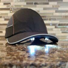 Ergodyne Skullerz 8960 Bump Cap With Led Lighting Technology Black Size Standard