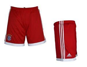 FC Bayern München Trikot Shorts Hose Home 2017/18 Adidas M L XL