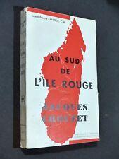 J.-Ét. Canitrot / Au sud de l'Île Rouge - Jacques Crouzet 1937 MADAGASCAR
