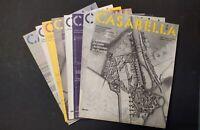 CASABELLA 1983 - 491 492 495 vendita singoli numeri