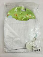 green sprouts Muslin Bibs, (5 Pack) 100% Organic Cotton, Machine Washable