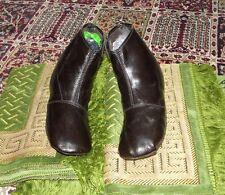 Leather Socks Islamic Muslim Travel Shoes Kuffain Masah Wudhu Herat Afghanistan