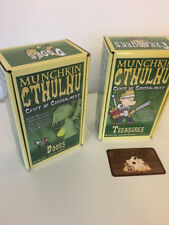 Munchkin Cthulhu Boxen - Crypts of Concealment