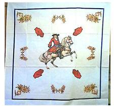 King Billy Red Hand Lealista QUADRATO TOVAGLIA scozzesi dell'Ulster Ordine Arancione RFC