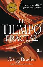 NEW El tiempo fractal (Spanish Edition) by Gregg Braden