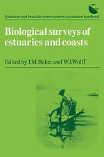 Biological Surveys of Estuaries and Coasts (Estuarine and Brackish Water Scienc