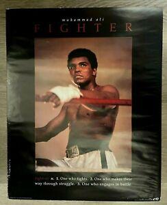 Muhammad Ali Poster 16 x 20 Fighter