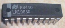 National LM1965N Advanced FM IF System. - NOS