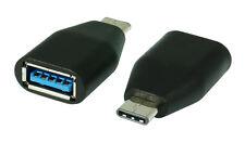 2x SunshineTronic USB Typ-C 3.1(Stecker) auf USB Typ-A 3.0(Buchse) #AD66 2 Stück