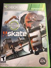 Skate 3 (Microsoft Xbox 360, 2010) Brand New!