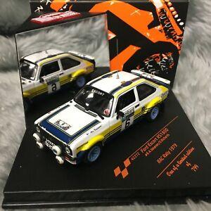 Vitesse 1:43 Ford Escort Mk2 RS1800 RAC Rally 1979 Vatenen Rothmans 42372