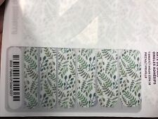 Jamberry Nails (new) 1/2 sheet Fields Of Green 0317