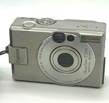 Canon PowerShot S330/Ixus 330 2MP Digital ELPH Camera 3x Optical Zoom