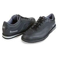 Brunswick Rampage Black Men's Bowling Shoes