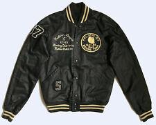 Polo Ralph Lauren - New York Boxing Club Varsity Bomber Jacket - Black - M - New