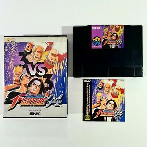 ©SNK 1994 Neo Geo AES Cartridge THE KING OF FIGHTER 94 jap. Arcade 2D Beat'em Up