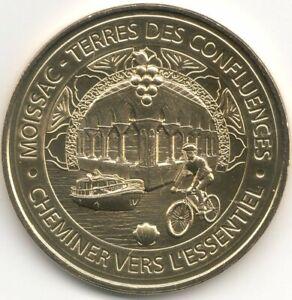 Monnaie de Paris - MOISSAC - TERRE DES CONFLUENCES 2021