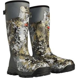 """LaCrosse Alphaburly Pro Optifade Elevated II 18"""" 800G  376035 Size 11 Boots"""