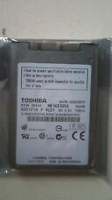 "1.8"" Toshiba micro-sata  mSATA 160gb MK1633GSG 5400rpm  16M cache"