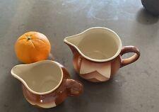 2 Kannen Bunzlau Keramik