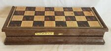Vintage Cardinal Magnetic Chess Set with travel box