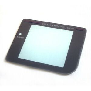 Screen Protector Cover Replacement for GameBoy New Game Boy Part Black