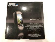 Garmin Oregon 550 Handheld GPS