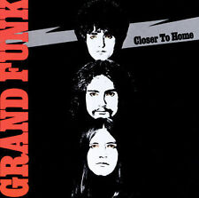 Closer to Home by Grand Funk Railroad (CD, Mar-1995, Capitol/EMI Records)