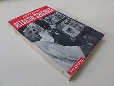 Montella RITRATTO SPAGNOLO Edizione Vallecchi 1958 con Scheda Bibliografica