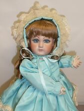 """Sweet 14"""" A-9 Steiner French Reproduction Doll by Julie May"""