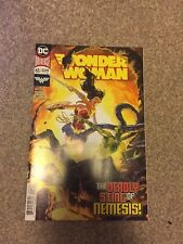 DC Universe Comics Wonder Woman The Deadly Sting Of Nemesis Issue 65 2019