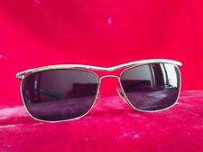 VINTAGE 1970s RAY BAN 1/10 12K GOLD FILLED SUNGLASSES BAUCH & LOMB