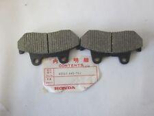 Honda CB 400 N / NZ BREMSBELAG VORNE 45105-443-762 /