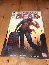 The Walking Dead Issue #100 Todd Mcfarlane Variant Death Of Glen Image Comics NM