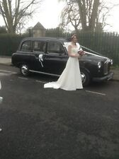 Wedding Car Hire! Traditional LONDON BLACK CAB and Classic JAGUAR!