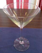 (ONE) GLASSES 12 oz ELEGANT MARTINI/COCKTAIL LIBBEY 7507 GLASSWARE (ONE GLASS)