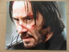 """Keanu Reeves Signed //Autographed Photo """"Blockbuster"""""""