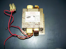 Samsung GE Microwave High Voltage Transformer Part EDX-RY-OBJY2  SHV-UT11KA