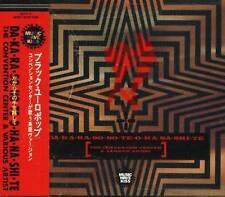 THE CONVENTION CENTER - DA KA RA SO NO TE O HA NA SHI - Japan CD OBI