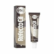RefectoCil Natural Brown 3 Eyelash and Eyebrow Tint 15ml