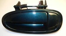 FOR 95-99 TOYOTA AVALON LEFT REAR OUTSIDE HANDLE DARK EVER GREEN PEARL CODE 751