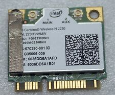 SONY VAIO SVE14AG18L INTEL CENTRINO   WIRELESS-N 2230 WIFI CARD - 2230BNHMW