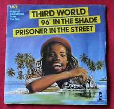 Third World, 96° in the shade / prisoner in the street, SP - 45 tours