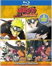 Naruto Shippuden The Movie Rasengan Collection [New Blu-ray] Oversize Item Spi