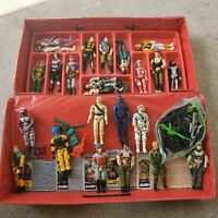 Vintage GI Joe Lot (figures, accessories and file cards)
