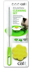 Catit Fountain Cleaning Set for Automatic Water Fountains Cat Dog Bird